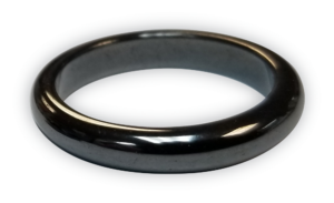 Black Magnetic Band Ring Best Used for Hangover