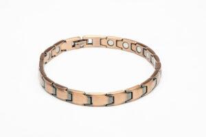Thin 99.9% Pure Copper Magnetic Bracelet