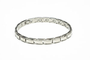 stainless steel thin magnetic bracelet