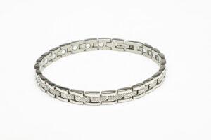 Thin Stainless Steel Magnetic Bracelet- M0106